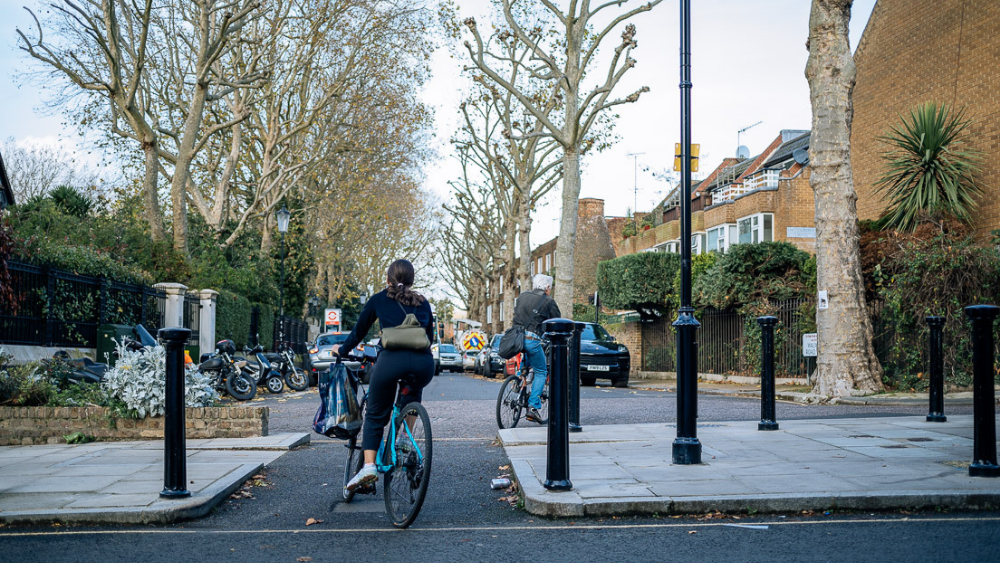 Usable Network for Cycling in Kensington & Chelsea
