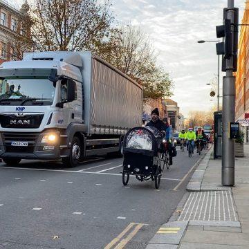 HSK Cyclists - Cargo Bike