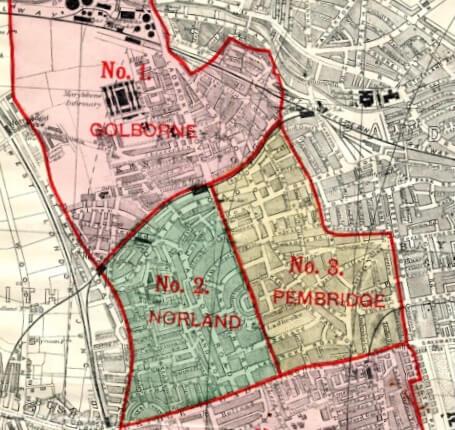BS4KC North Ken Map